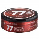 77 Snubie Edition Cola Cherry Extra Strong Slim