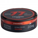 77 Strawberry Extra Strong Slim